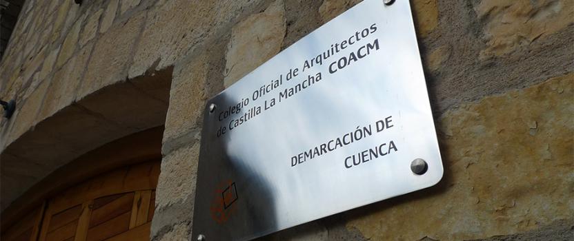 """El curso nacional """"Patologías de las Humedades estructurales en la edificación"""" llega al Colegio Oficial de Arquitectos de Cuenca"""