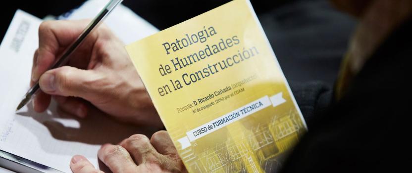 """El curso sobre """"Patologías de las Humedades estructurales en la edificación"""" vuelve a la Comunidad Valenciana"""