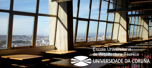 Los estudiantes de Arquitectura Técnica de la Universidad de A Coruña se forman en patologías de humedades estructurales
