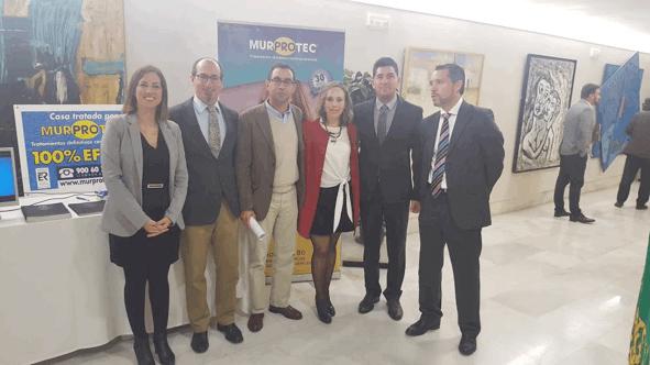 Murprotec participa en Huelva en el encuentro sobre la importancia de la rehabilitación eficiente