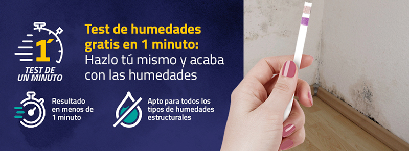 Murprotec lanza una campaña pionera de autodiagnóstico de las humedades en los hogares
