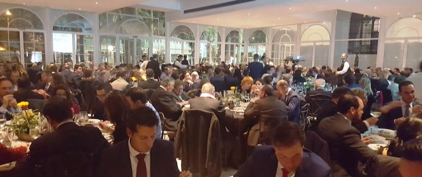 Murprotec, patrocinador oficial de la cena anual del Colegio de Administradores de Fincas de Sevilla
