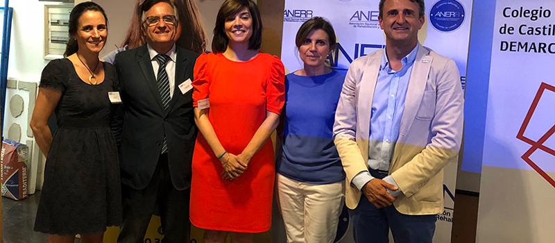 Murprotec participa en Albacete en el encuentro sobre rehabilitación eficiente y desarrollo urbano sostenible