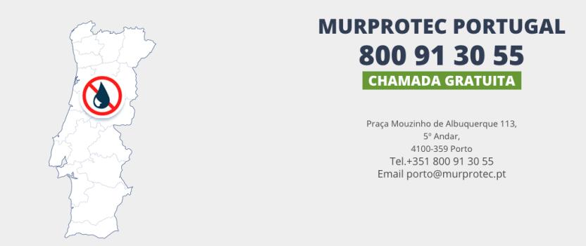 Murprotec lleva a Portugal su experiencia en los tratamientos antihumedad