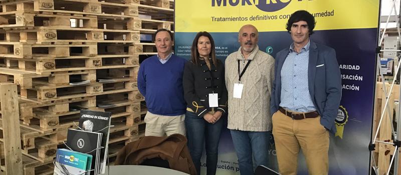 Murprotec, presente en la segunda edición de Berdeago Energy, la Feria Vasca de la Sostenibilidad Medioambiental