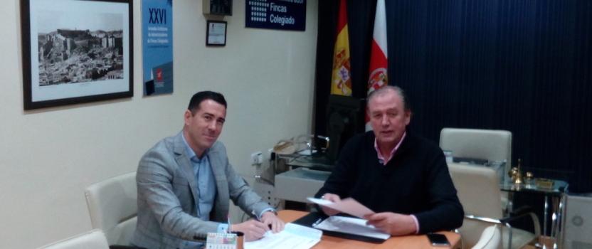 El Colegio de Administradores de Fincas de Almería y Murprotec comienzan a colaborar