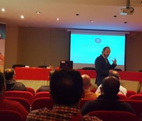 Murprotec imparte una jornada formativa en la Fundación Laboral de la Construcción en Sevilla