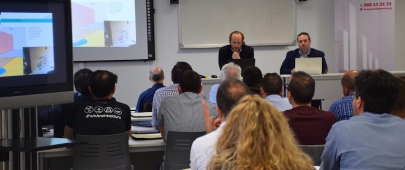 """La Fundación Laboral de la Construcción y Murprotec celebran la Jornada sobre """"Humedades Estructurales: Diagnóstico Tratamiento y Solución"""""""