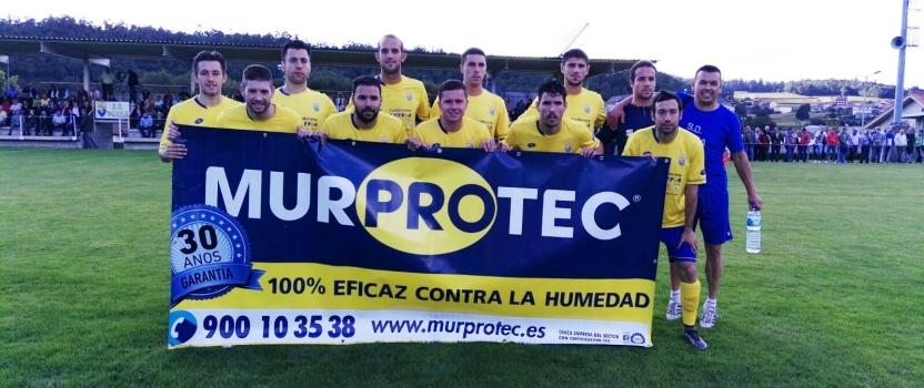 Murprotec apoya el deporte local y patrocina al equipo de fútbol S.D. Dubra