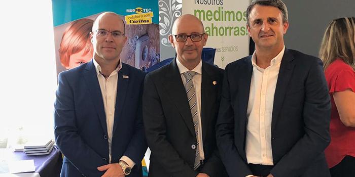 Murprotec, presente en el IX Encuentro Profesional de Administradores de Fincas de Castilla y León