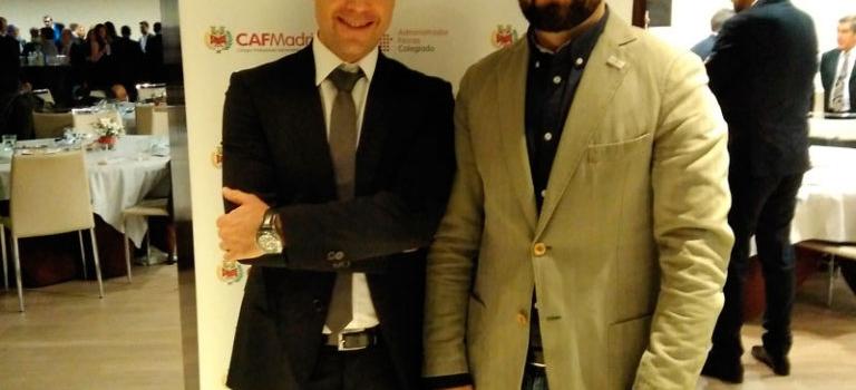 Murprotec participa en la cena anual del Colegio de Administradores de Fincas de Madrid