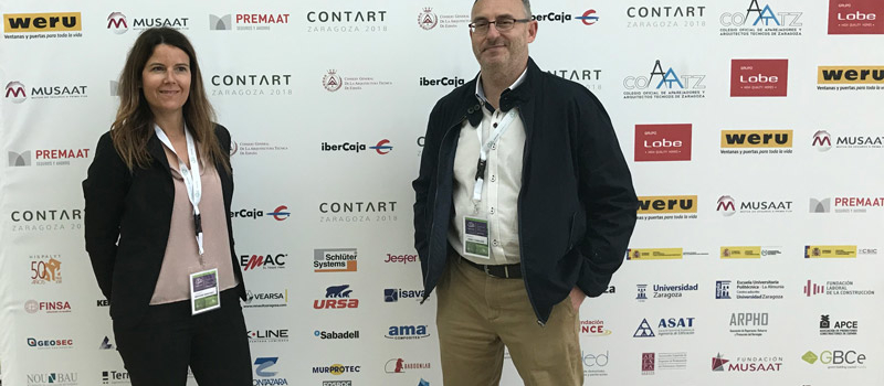Murprotec, presente en la Convención de la Edificación de Zaragoza (CONTART 2018)