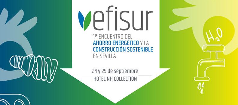 Murprotec participa en Efisur, el I Encuentro del Ahorro Energético y la Construcción Sostenible de Sevilla