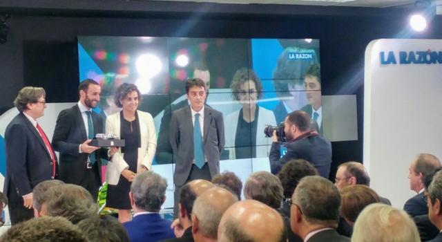 """Murprotec recibe el premio """"A tu salud"""" a la mejor empresa española de su sector"""