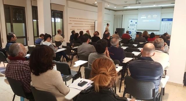 Murprotec participa con éxito en la jornada sobre la rehabilitación eficiente ANERR en Córdoba