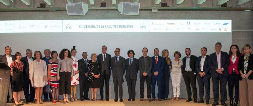 Murprotec se une a la Semana de la Arquitectura de Madrid